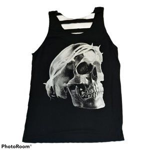 Crown of Thorns Scull Tank M